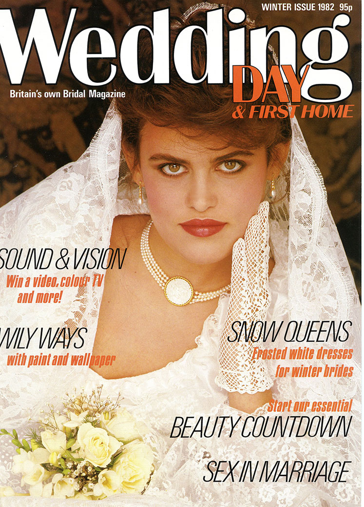 Justina-Vail-Evans-Wedding-Day-cover-1982